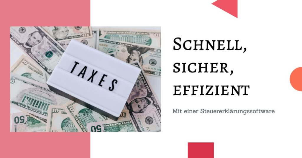Steuererklaerung Software Fazit 1