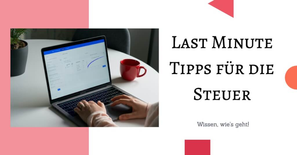 Steuererklaerung Software Tipps 1