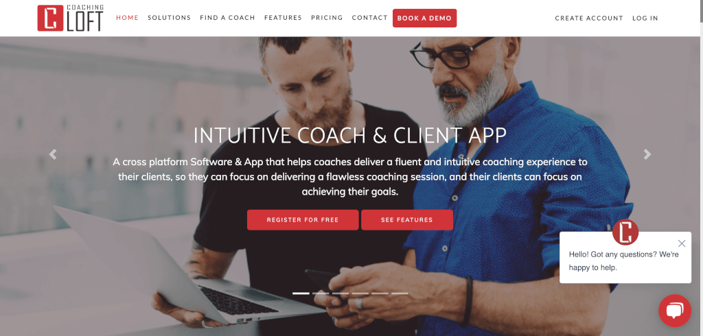 Coaching Software Coaching Loft