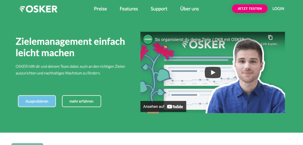 OKR Software OSKER