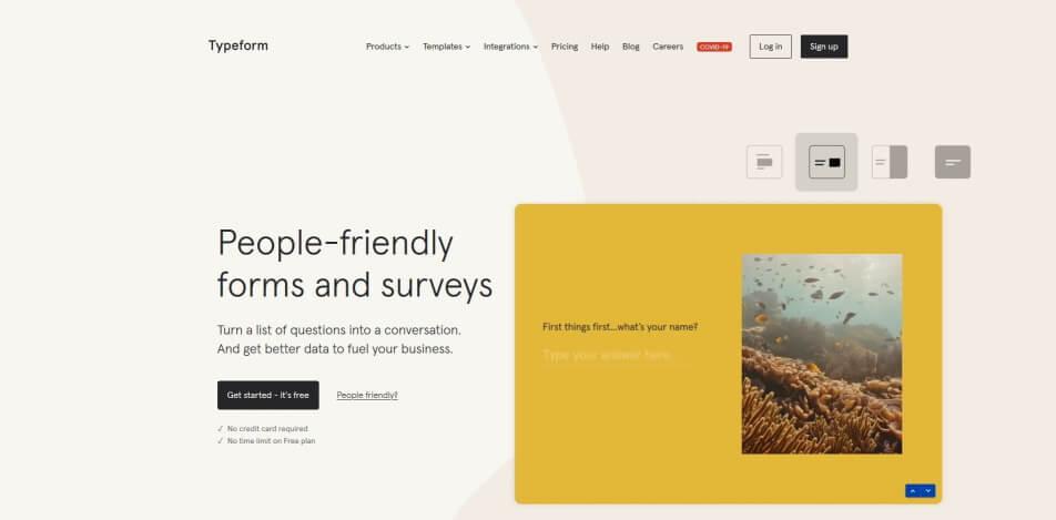 online umfrage online umfrage software online umfrage tool Typeform.jpg