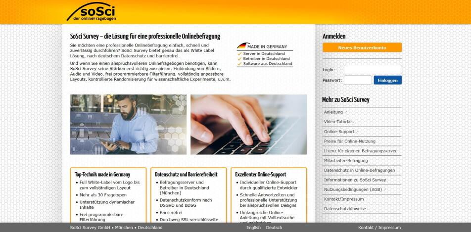 online umfrage online umfrage software online umfrage tool SoSci Survey.jpg