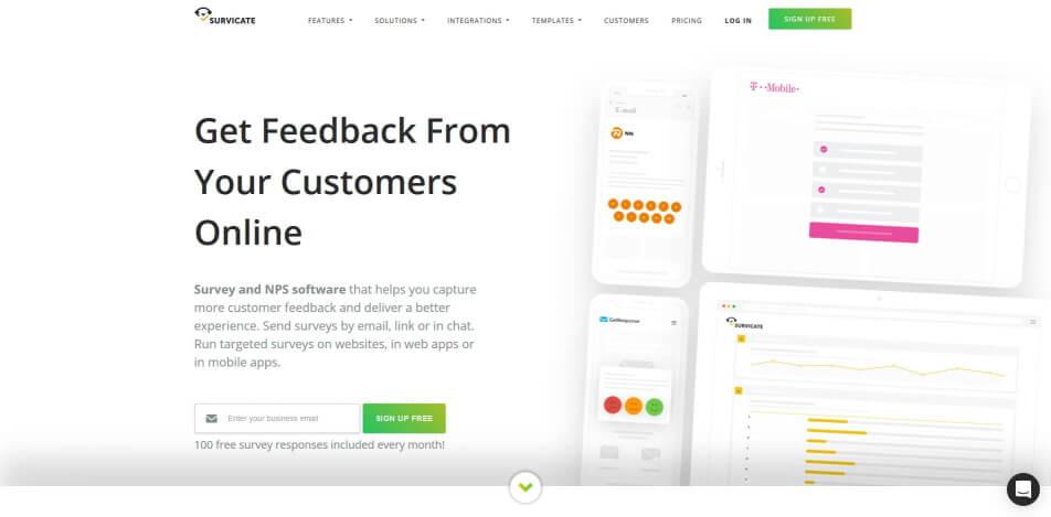 online umfrage online umfrage software online umfrage tool Survicate.jpg
