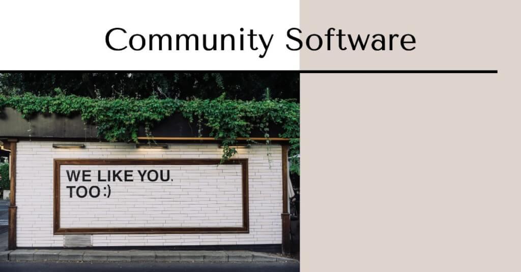 Beitrag: Community Software: Einfach zahlende Kunden und loyale Communities aufbauen!
