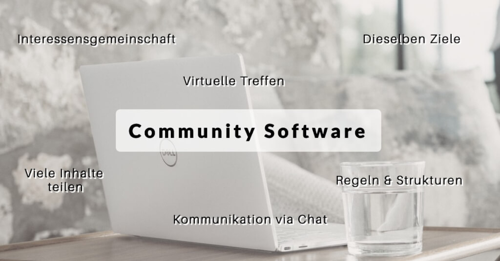 Community Software was ist 2