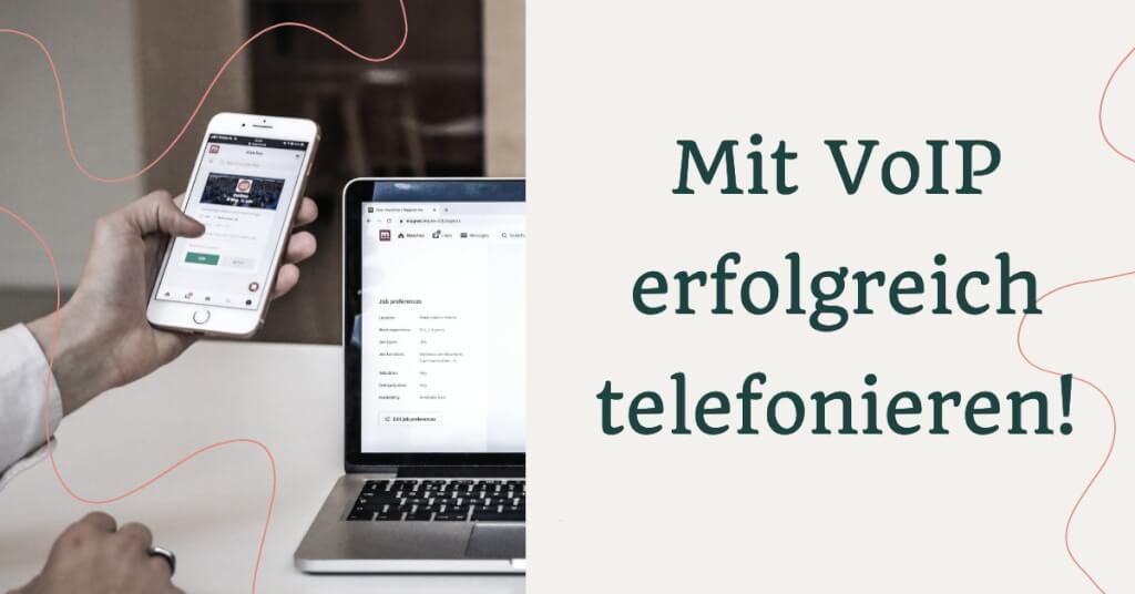 VoIP Telefonie Fazit