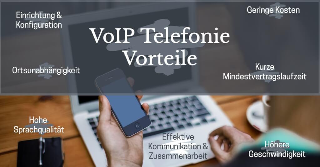VoIP Vorteile Nachteile Vorteile