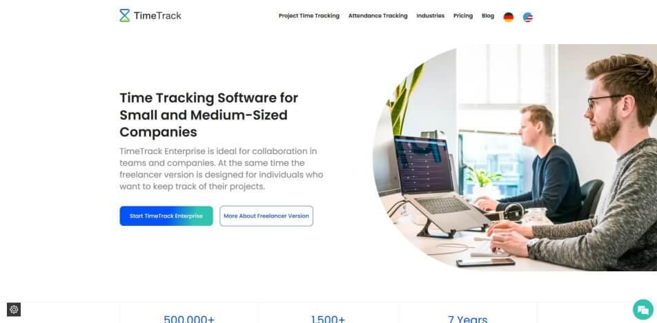 arbeitszeit digital erfassen digitale arbeitszeiterfassung zeiterfassung app digitale stempeluhr TimeTrack