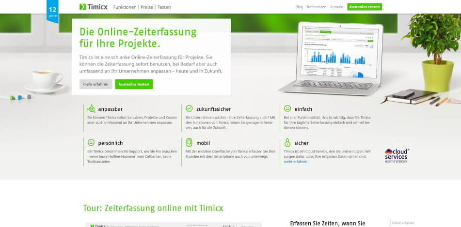 arbeitszeit digital erfassen digitale arbeitszeiterfassung zeiterfassung app digitale stempeluhr TimiCX