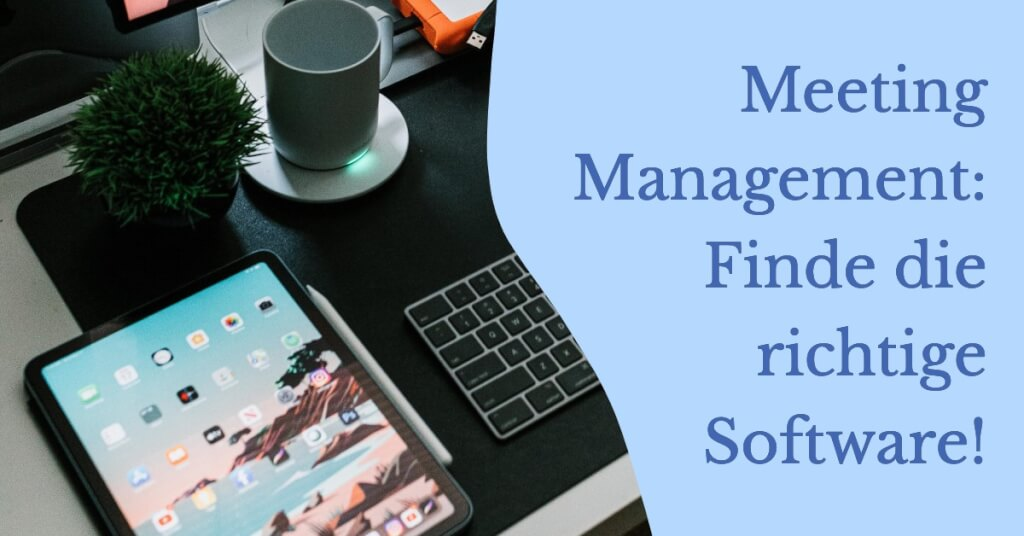 Meeting Management Software Fazit