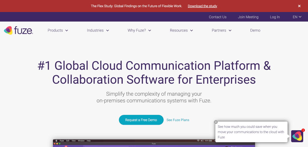 Meeting Management Software Fuze