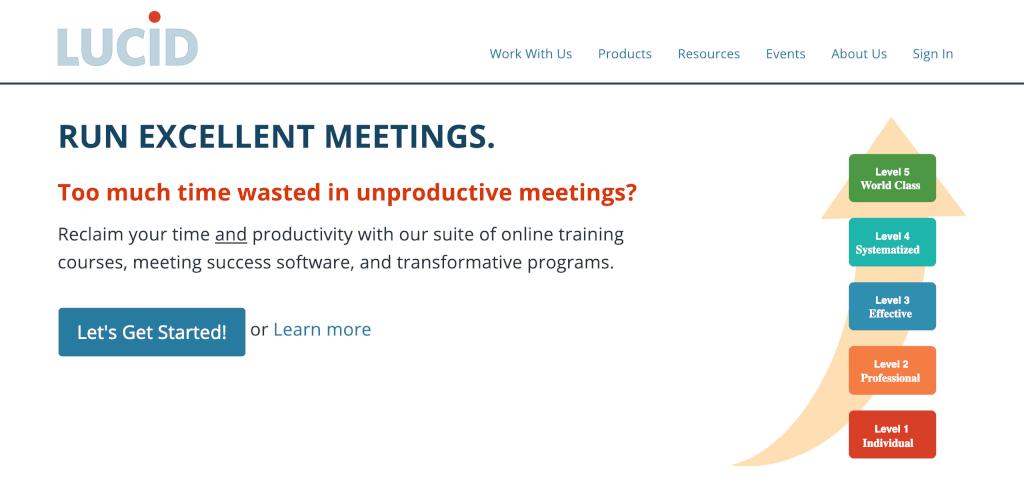 Meeting Management Software Lucid Meetings