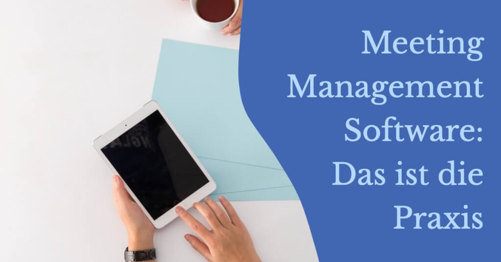 Meeting Management Software Praxis