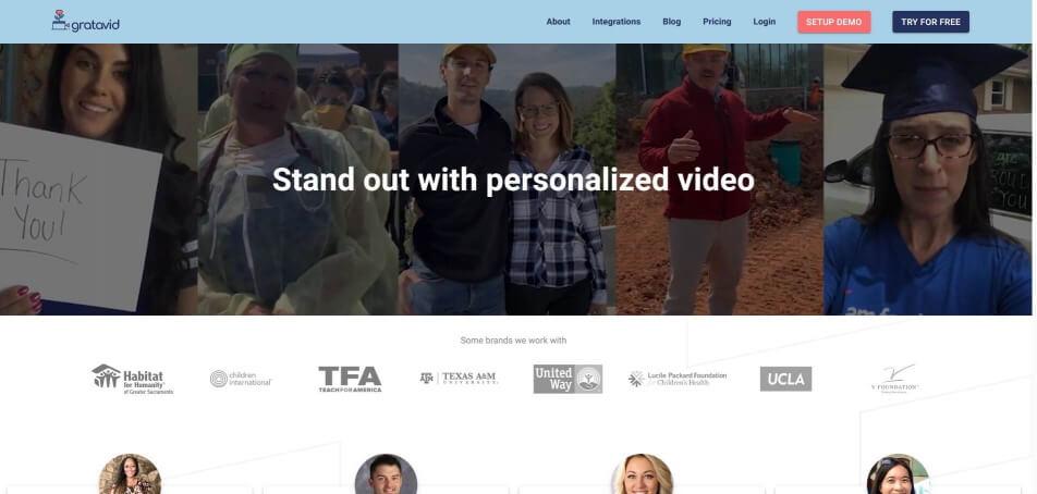 Personalisierte videos Video marketing video personalisierung video personalisieren personalisierte videos erstellen personalisiertes geburtstagsvideo erstellen gratavid