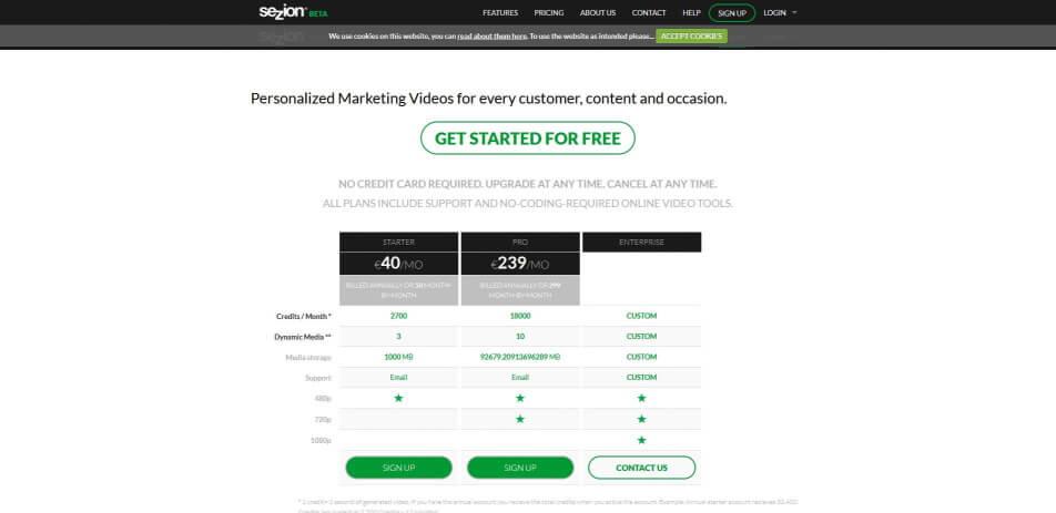 Personalisierte videos Video marketing video personalisierung video personalisieren personalisierte videos erstellen personalisiertes geburtstagsvideo erstellen sezion