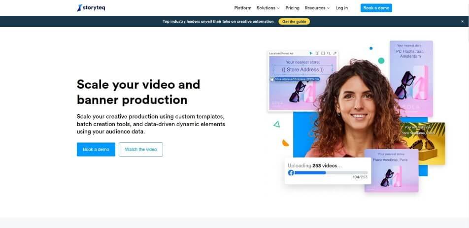 Personalisierte videos Video marketing video personalisierung video personalisieren personalisierte videos erstellen personalisiertes geburtstagsvideo erstellen storyteq