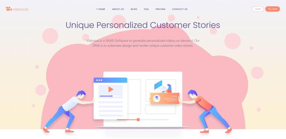 Personalisierte videos Video marketing video personalisierung video personalisieren personalisierte videos erstellen personalisiertes geburtstagsvideo erstellen vidvocal