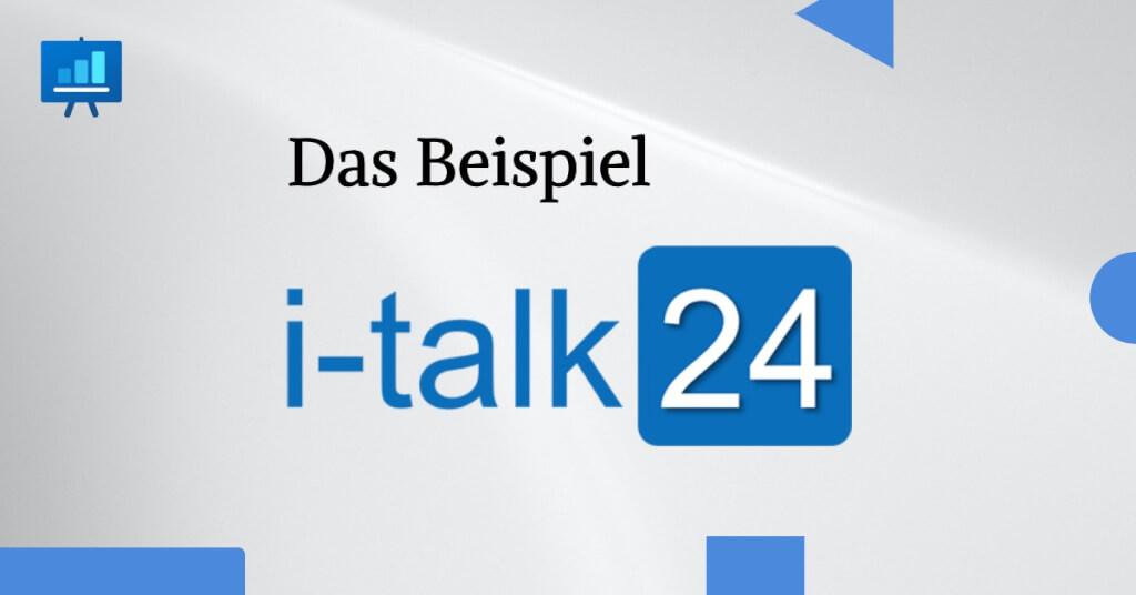 Sprachnachrichten E Mail Marketing italk24