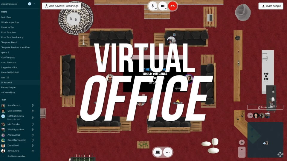 virtual office virtuelles buero