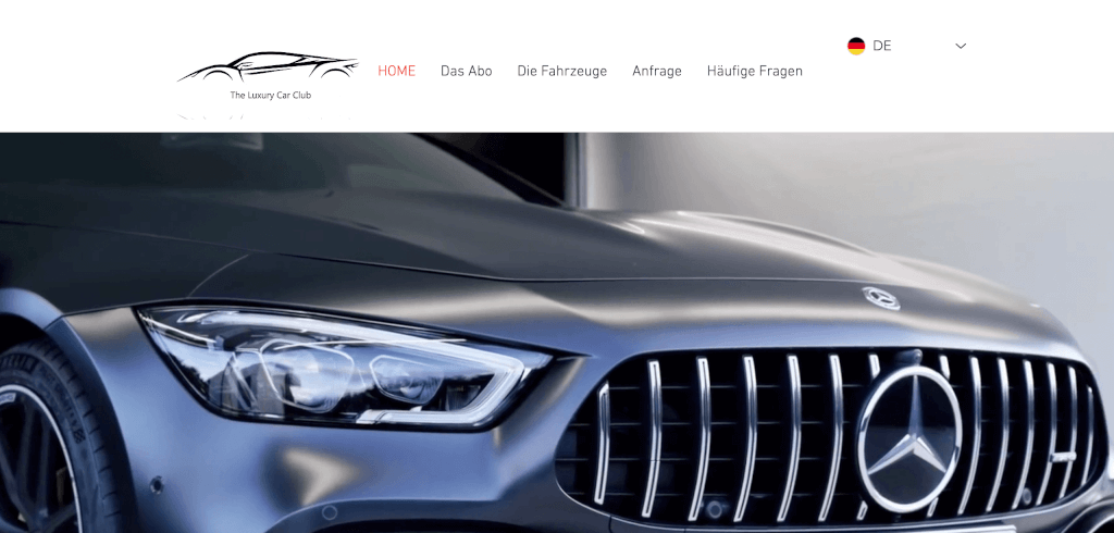 Premium Auto Abo The Luxury Car Club 1