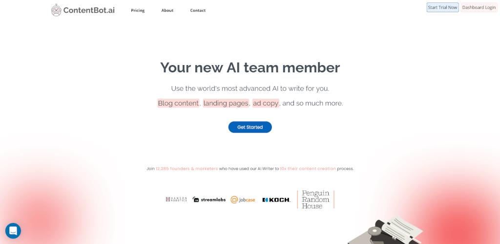 ContentBot AI