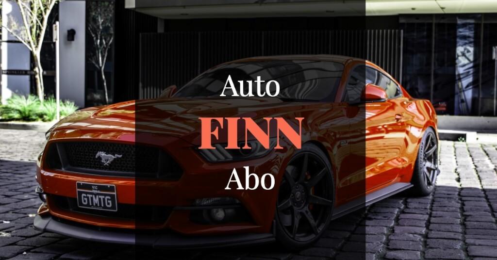 finn Erfahrungen Auto Abo
