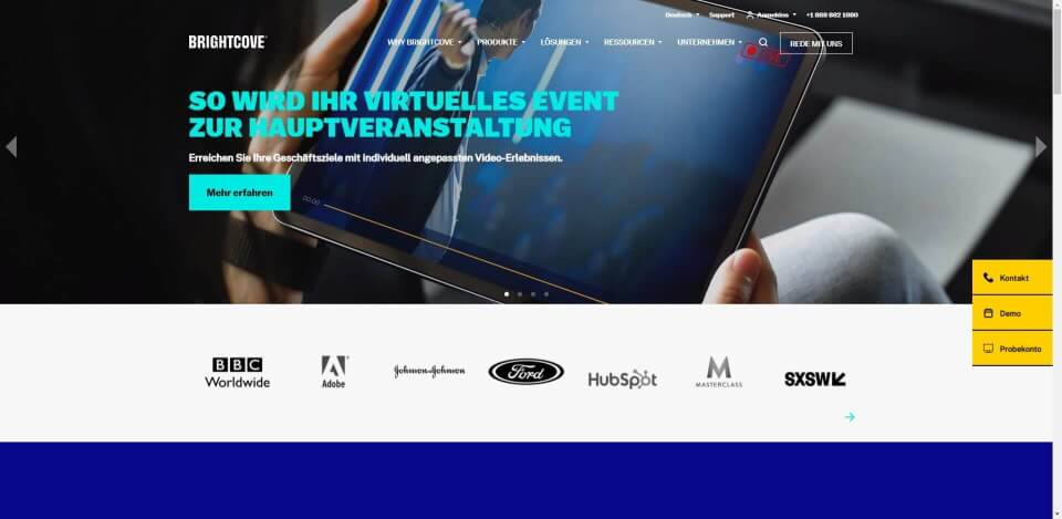 video hosting kostenlos video stream hosting video hosting deutschland video hosting anbieter video hosting free video Brightcove