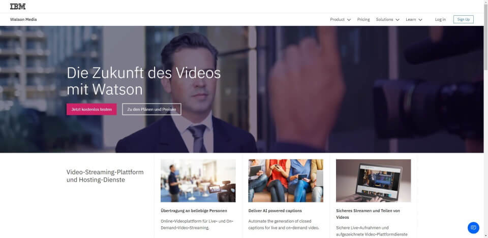 video hosting kostenlos video stream hosting video hosting deutschland video hosting anbieter video hosting free video IBM Cloud Video