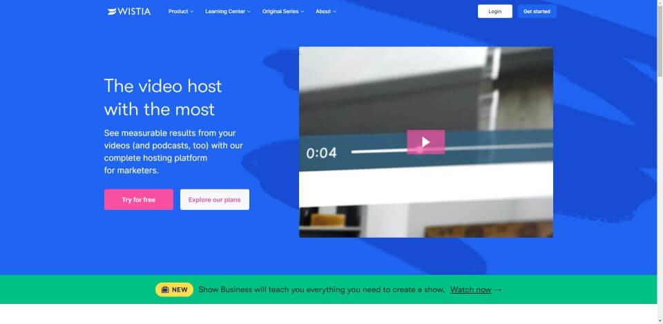 video hosting kostenlos video stream hosting video hosting deutschland video hosting anbieter video hosting free video Wistia