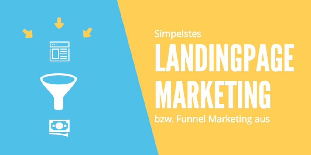 Landingpage Marketing Funnel Marketing janschulzesiebert.com