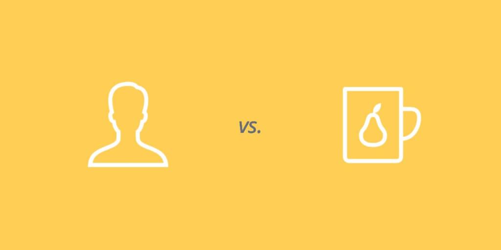 Personenmarke vs Unternehmensmarke