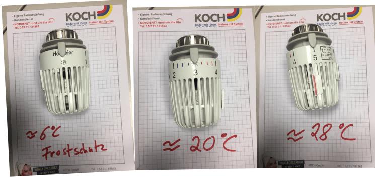 Wie funktioniert ein Thermostatventil?
