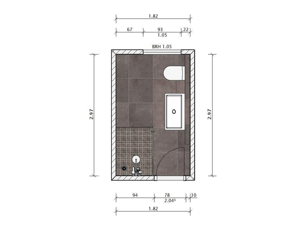 Badezimmer Komplett-Modernisierung vom Fachhandwerker