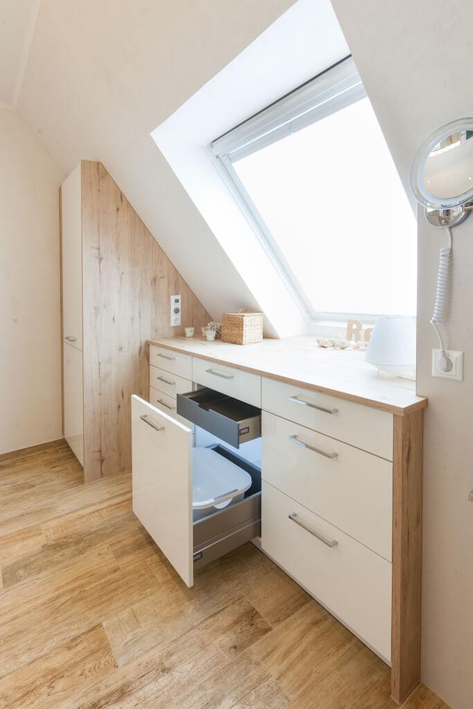 Ein neues Bad mit Dachschräge handwerklich perfekt umgesetzt Es war ...