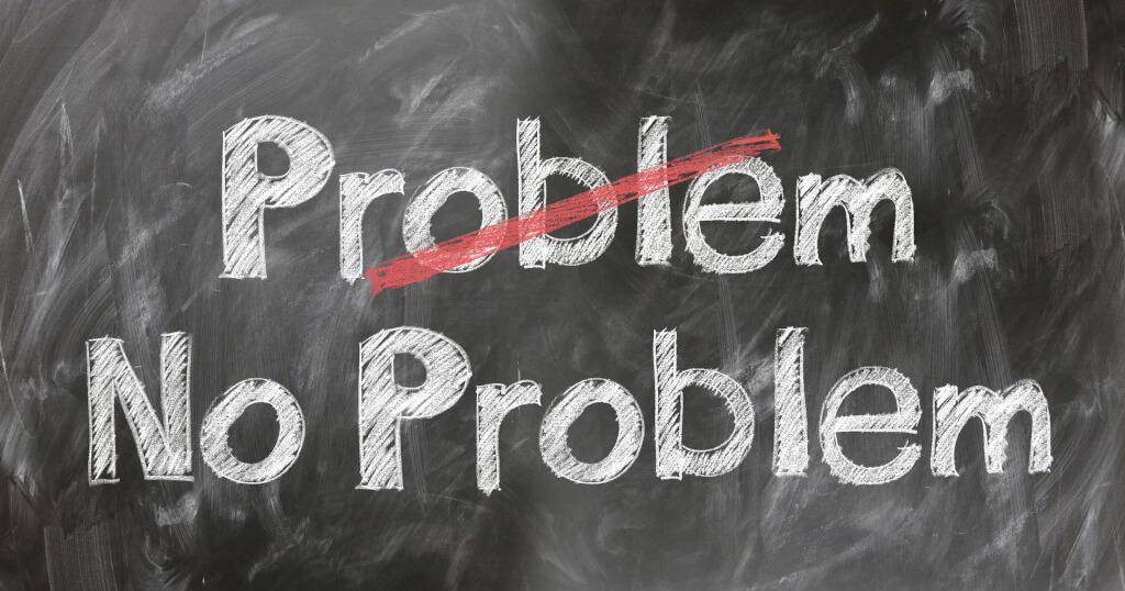 Probleme lösen! Die sicherste Methode sie loszuwerden!