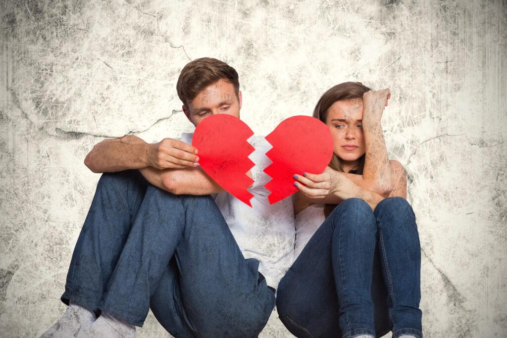 Gebrochenes Herz heilen! 10 Schritte, die dir garantiert helfen werden!