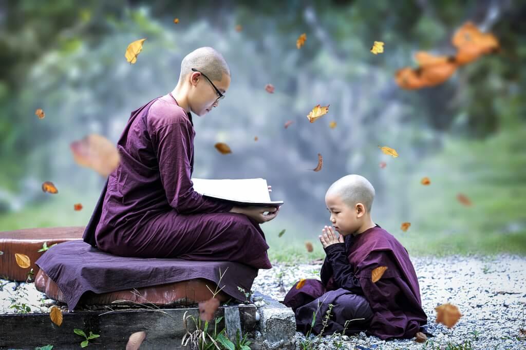 Beitrag: 4 Buddhismus Regeln, die dein Verständnis für dein Leben ändern und dich glücklich machen!