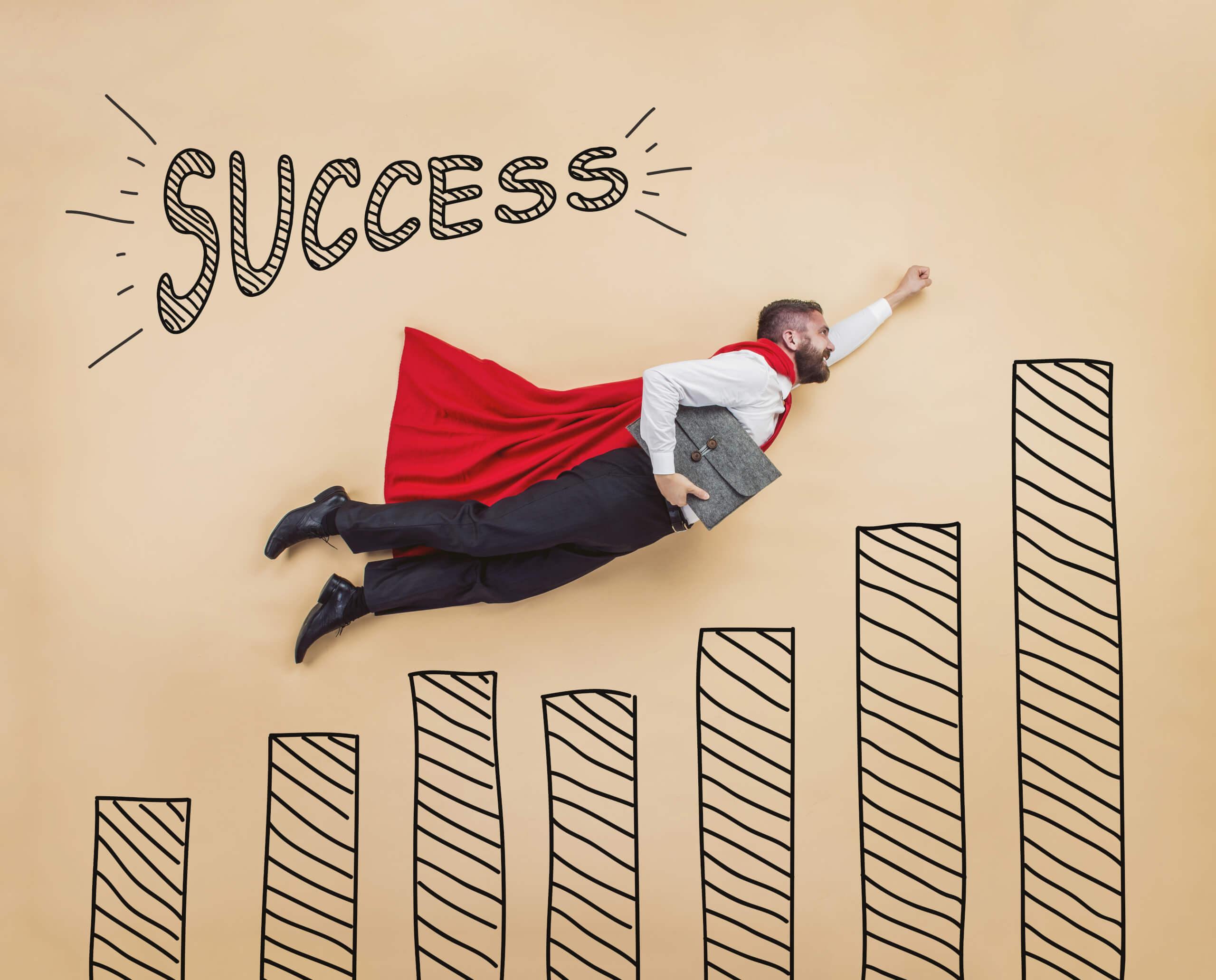 Beitrag: Deine Ziele erreichen! Die ultimative Anleitung, die dich garantiert durchhalten lässt!