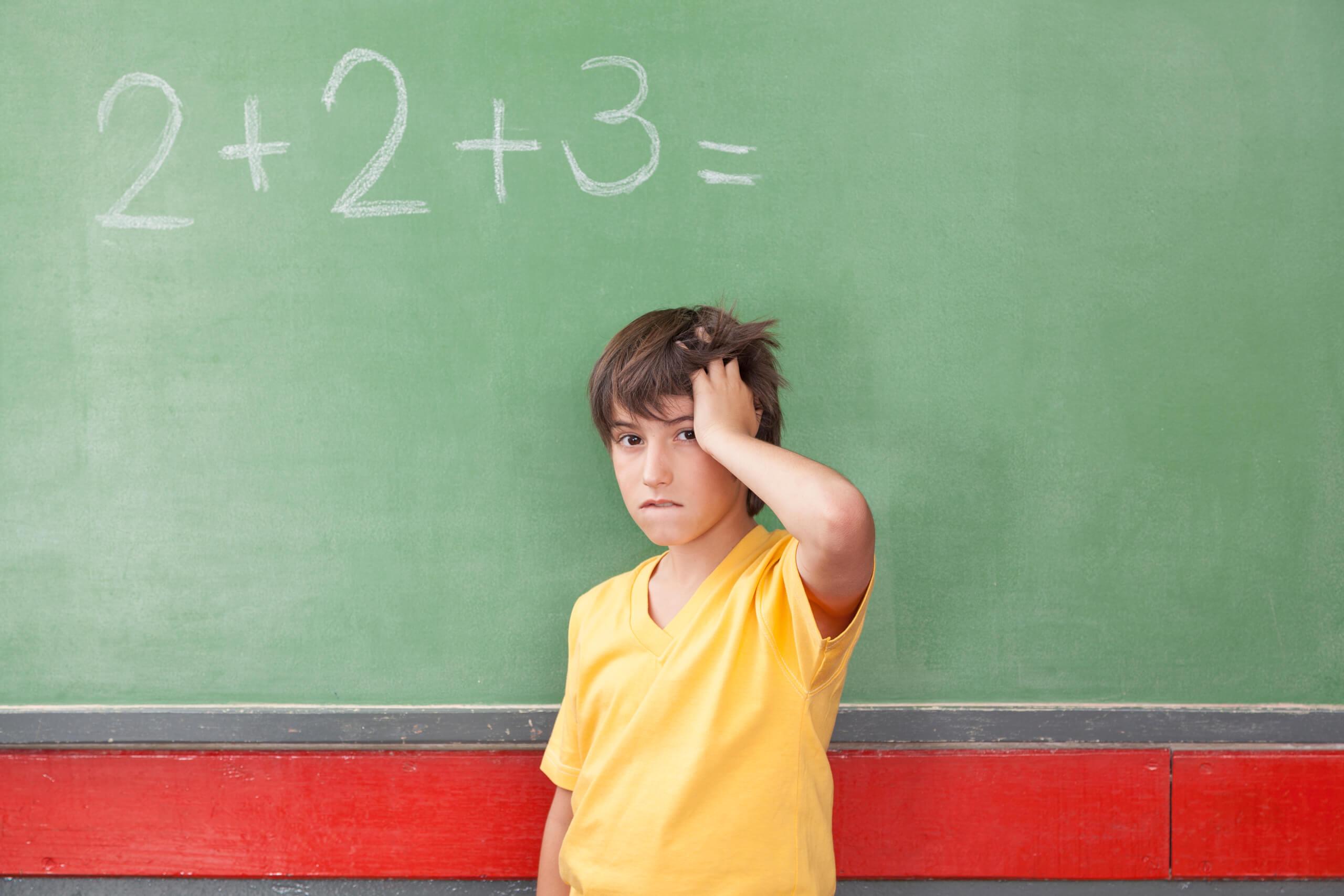 boy worried about math Bse5wGaRUg