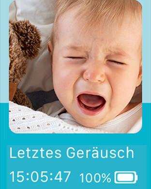 Das Babyphone auf der Apple Watch