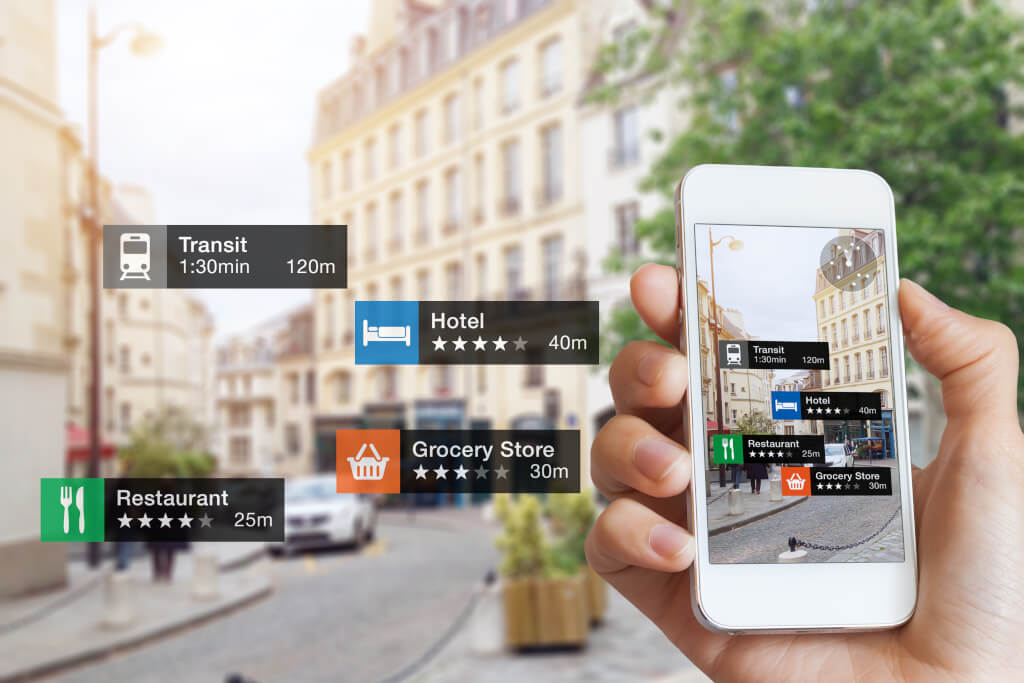5 Branchen, die Augmented Reality revolutioniert