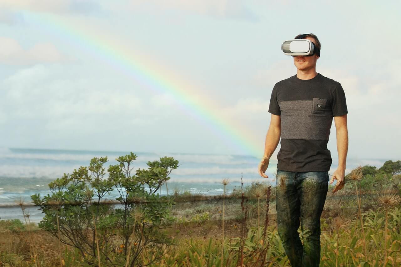Virtual Reality blüht in Zeiten der Pandemie