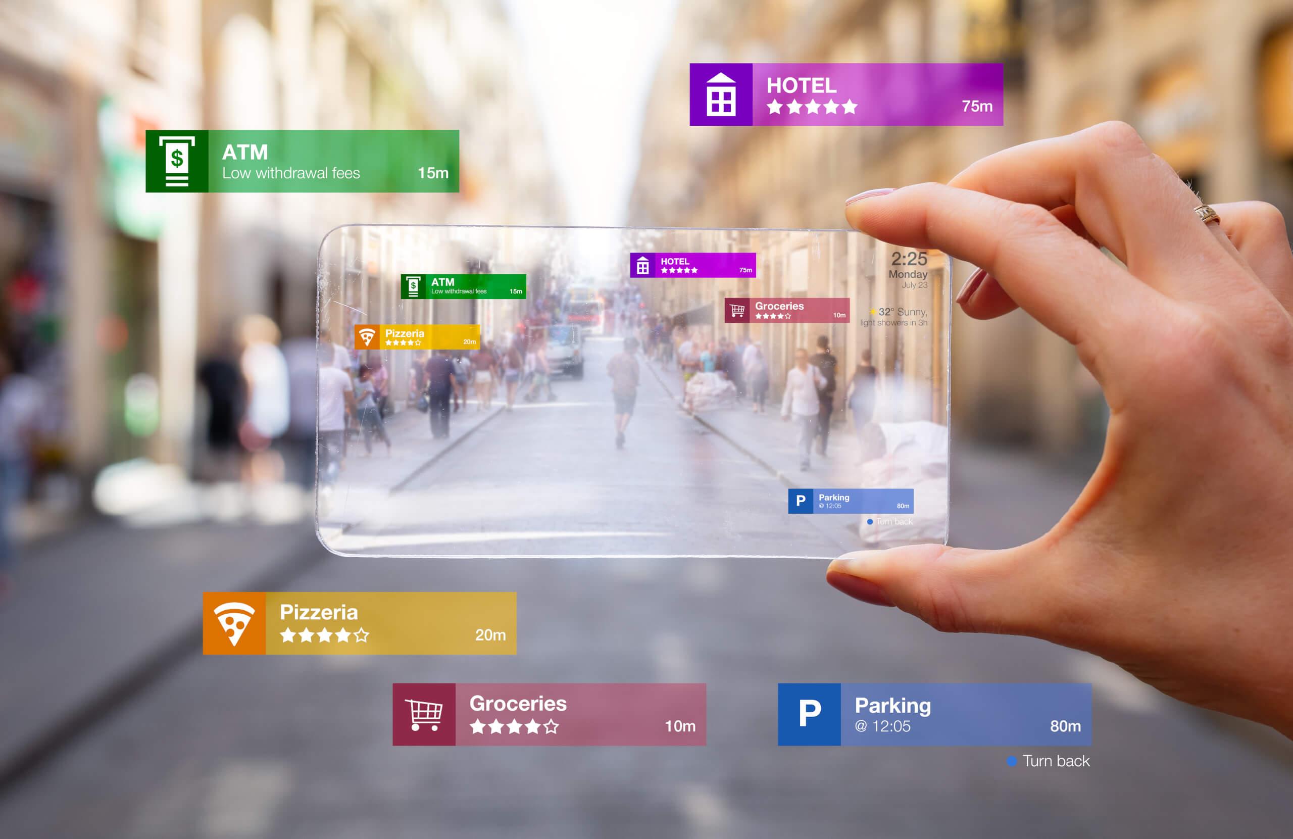 Augmented Reality im Gesundheitswesen