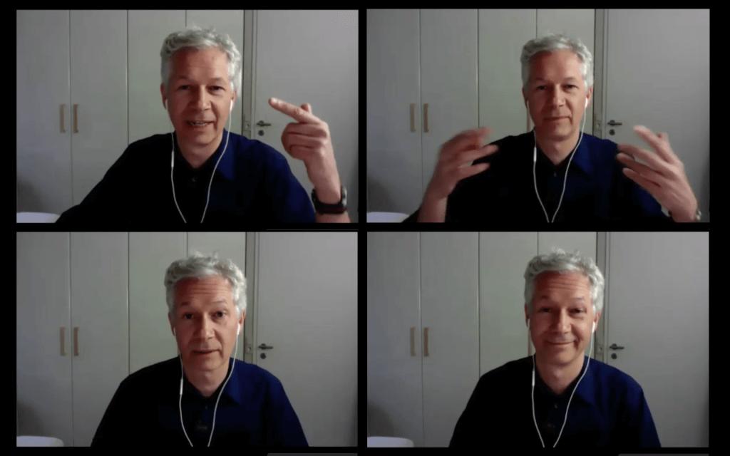 Felix Behm Interview Matthias Messmer Online Performance 1