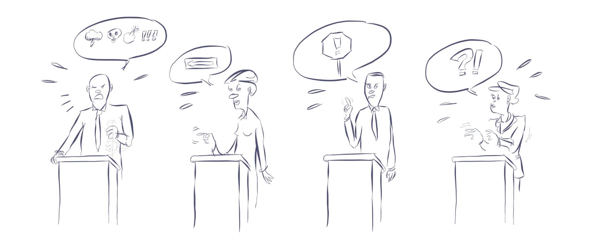 Rhetorische Mittel Speaker Coaching Matthias Messmer