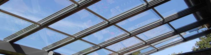 Beispiele Für Terassenschiebedächer
