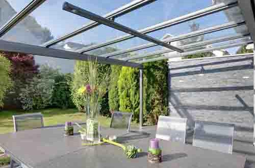 Exemples De Couvertures De Terrasse
