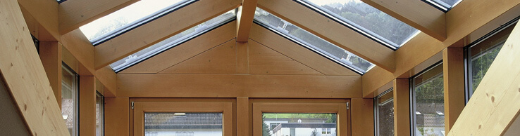 Examples Of Glass Dormers