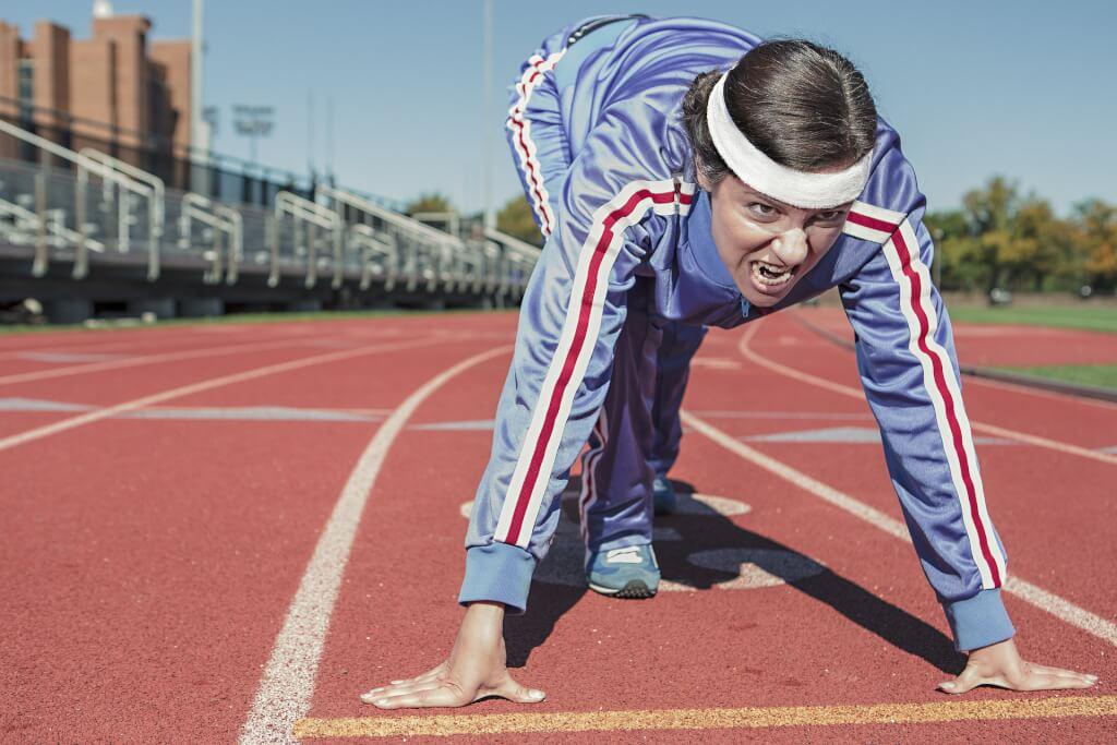 Wenn der Sprint nicht deine Disziplin ist