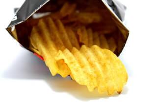 Heißhunger auf Chips